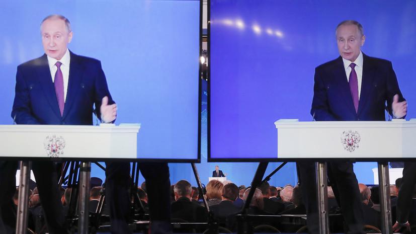 Путин заявил о необходимости добиться увеличения размера пенсий