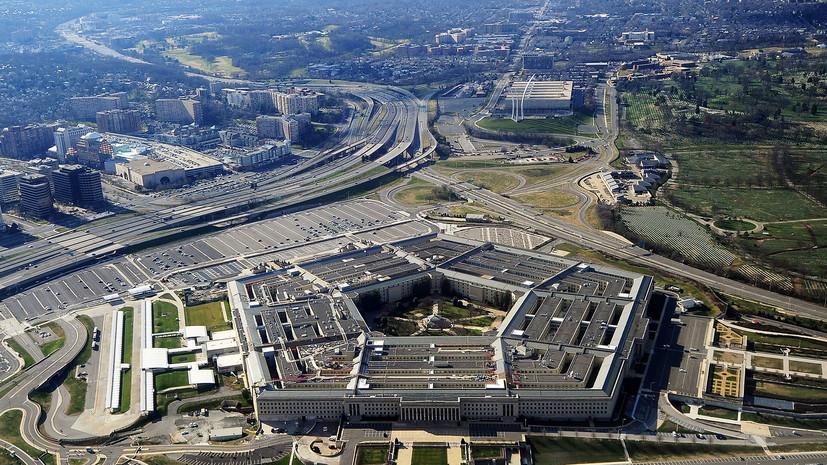 В Пентагоне назвали поспешным заявление Порошенко о поставках оружия