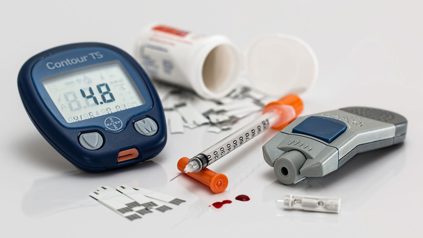 В России зафиксировали увеличение числа больных сахарным диабетом