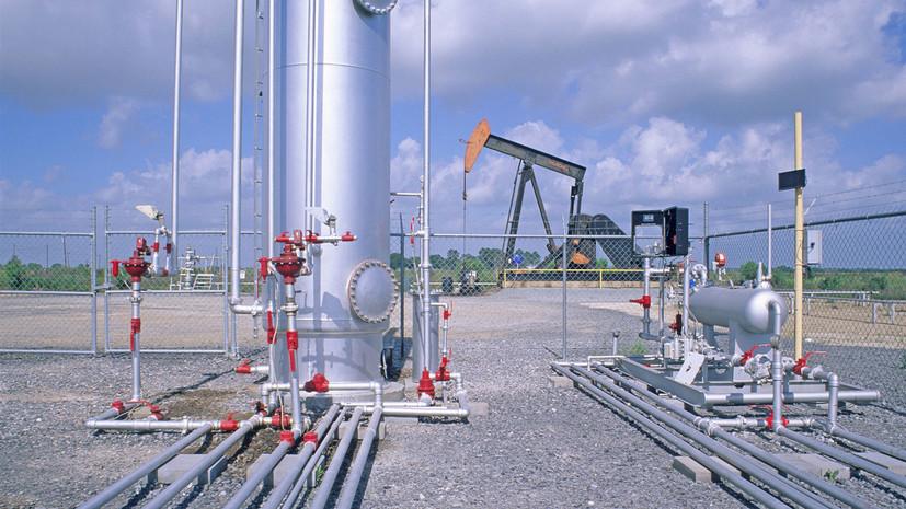 Цена на нефть WTI растёт