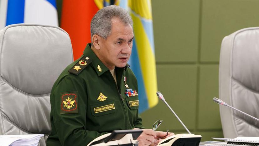 Шойгу объявил об удачных испытаниях Су-57 вСирии