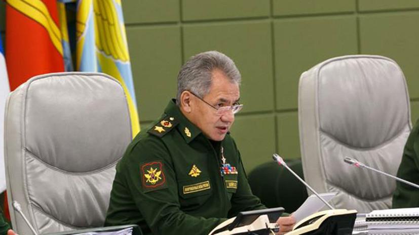 Шойгу заявил об успешных испытаниях Су-57 в Сирии