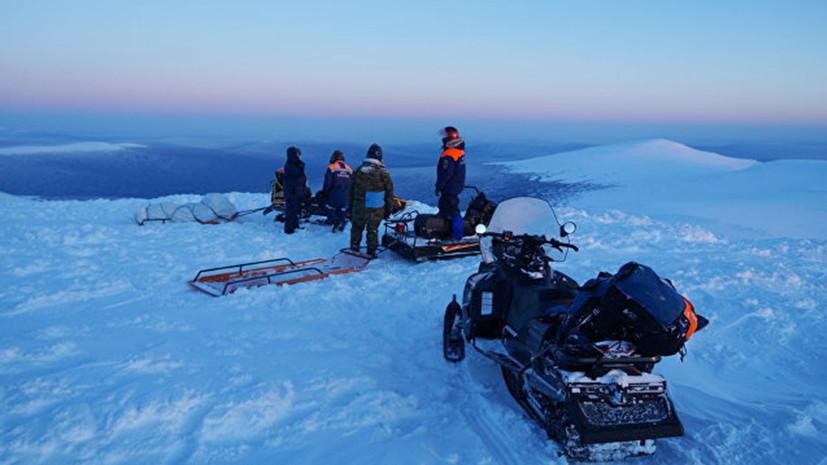 Сотрудники МЧС нашли пропавшего на перевале Дятлова туриста