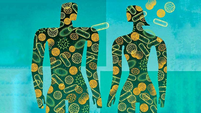 Как человек может поменять структуру своего микробиома