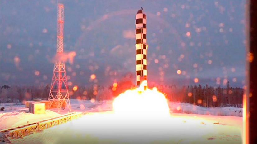 «Запад проявил стратегическую слепоту»: в России сообщили о завершении испытаний ядерной энергоустановки для ракет