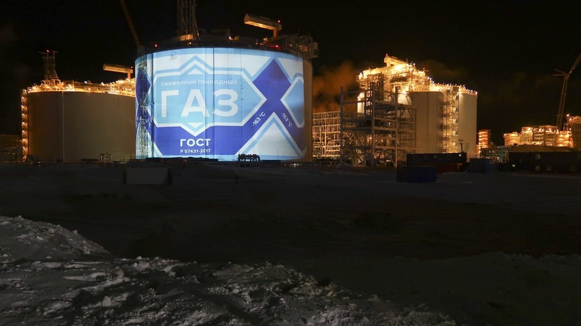 Лекарство от мороза: в Великобритании ожидают новую партию российского газа