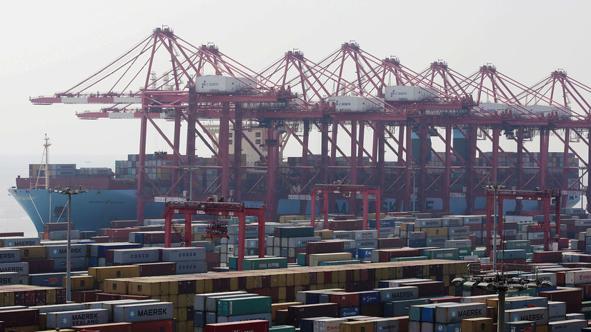 В Китае заявили, что не стремятся к торговой войне с США
