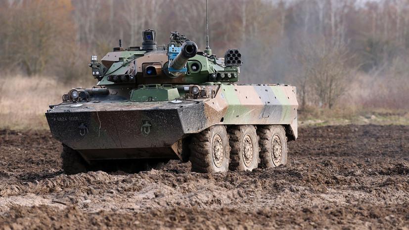 Зачем России нужен колёсный танк