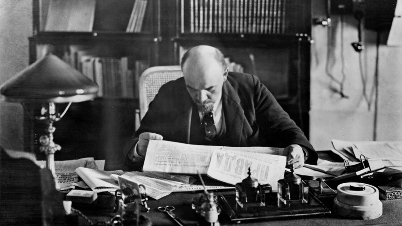 От мировой революции к госуправлению: какие выводы сделал Ленин в своей последней статье