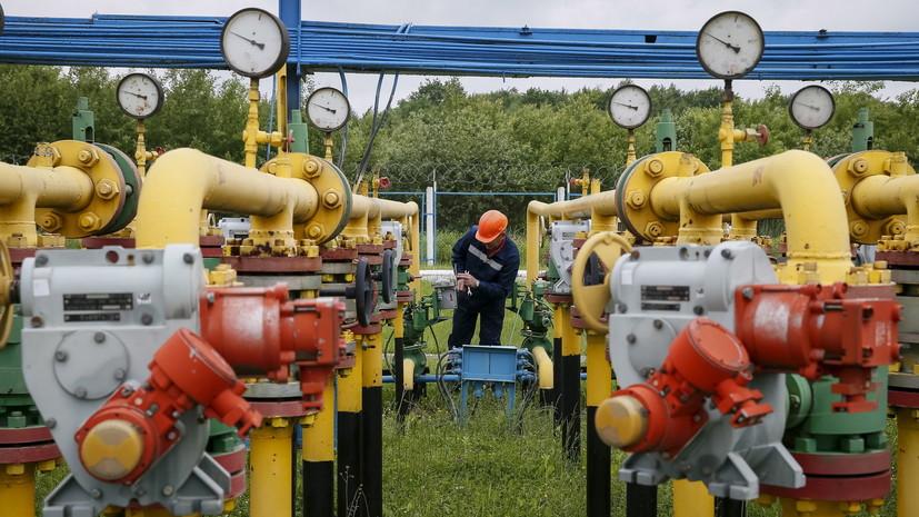 В «Нафтогазе» заявили, что закупки газа в Европе оказались в 4 раза дороже, чем у «Газпрома»