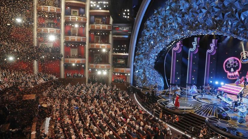 Кинособытие года: главную премию «Оскар» получила драма Гильермо дель Торо «Форма воды»