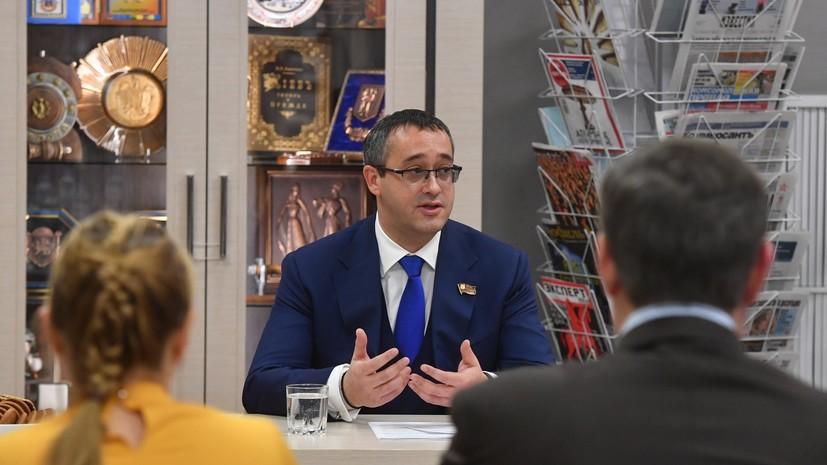 Глава Мосгордумы принёс извинения Собчак за нападение стажёра