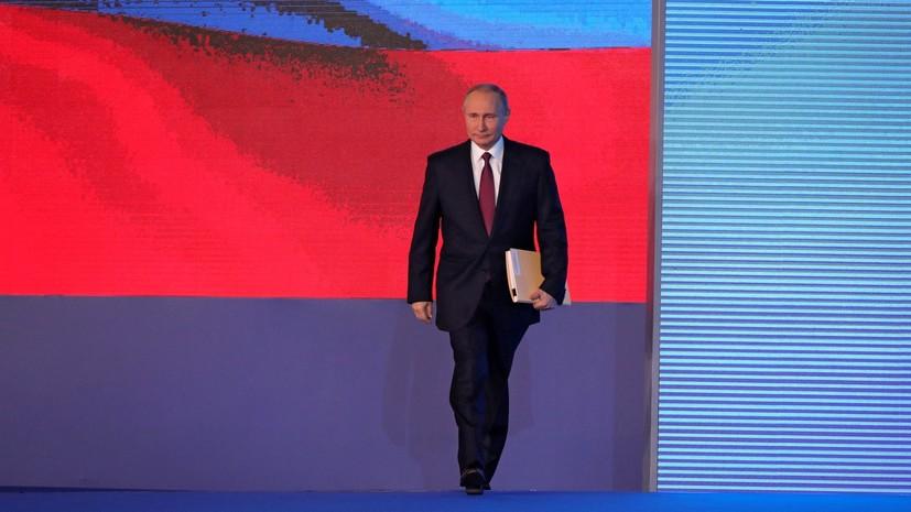 Путин учредил знак отличия «За наставничество»