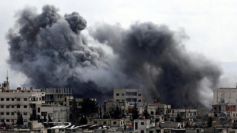 «Принцип Геббельса»: в России ответили на обвинения Белого дома в нарушении резолюции Совбеза ООН по Сирии