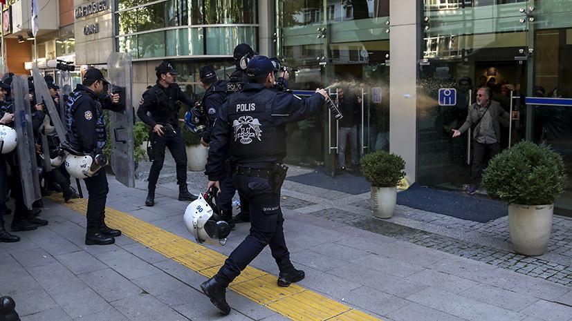 В Анкаре усилили меры безопасности из-за данных США об угрозе теракта