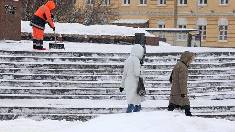В Москве побит установленный в 1895 году рекорд по осадкам