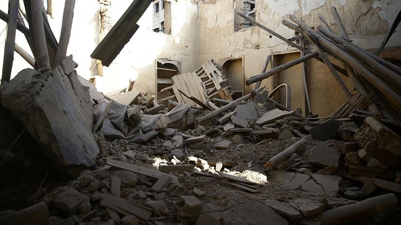 Минобороны: обвинения США в «бомбардировках» Восточной Гуты появились после успехов армии Сирии