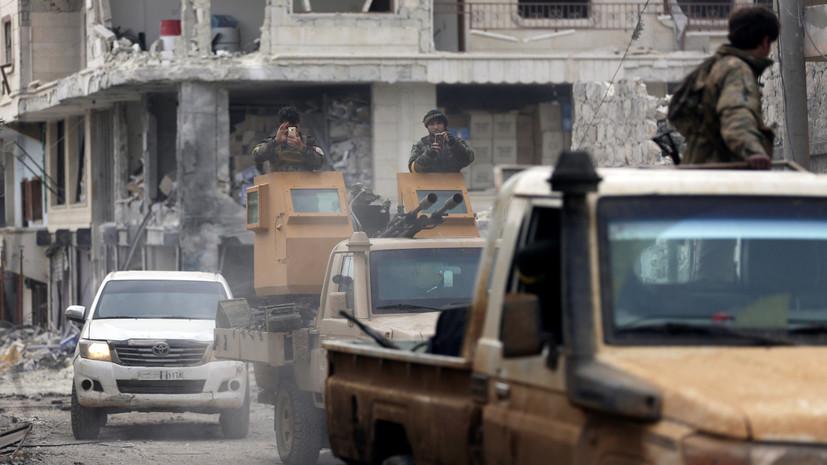 Россия призывает влияющие на вооружённые группы в Сирии страны обеспечить перемирие