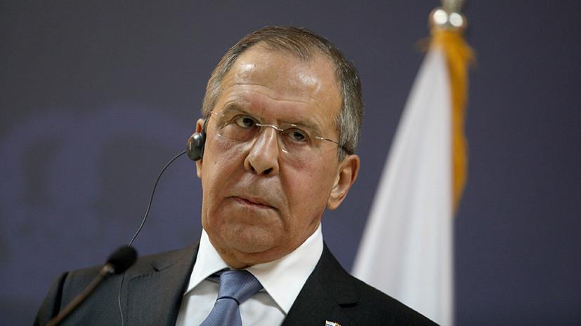 Лавров заподозрил США в желании «вывести из-под удара» террористов в Сирии