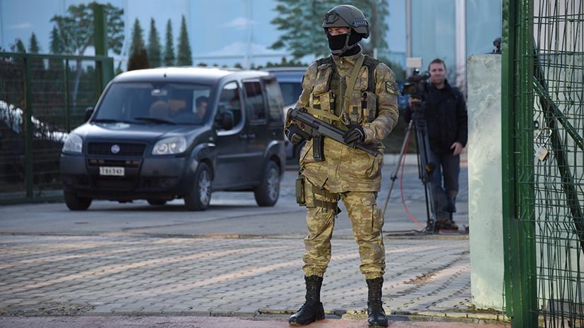 СМИ сообщили о задержании четырёх россиян в Стамбуле