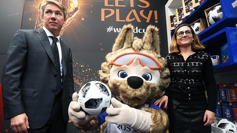«Каждый стадион в апреле — мае примет не менее трёх матчей»: глава оргкомитета Сорокин о подготовке к ЧМ-2018
