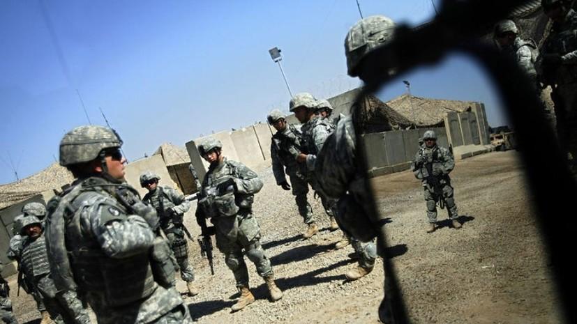Столтенберг: НАТО остаётся в Ираке по просьбе властей