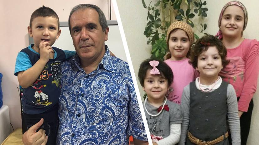 «Лучшая реабилитация — в семье»: как живут вернувшиеся в Россию дети убитых боевиков ИГ