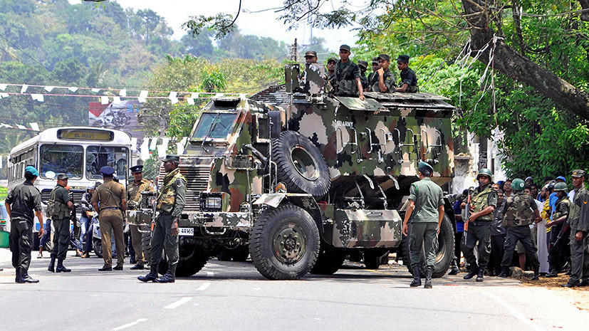 В РСТ рассказали, что туристы не отказываются от поездок на Шри-Ланку после введения ЧП