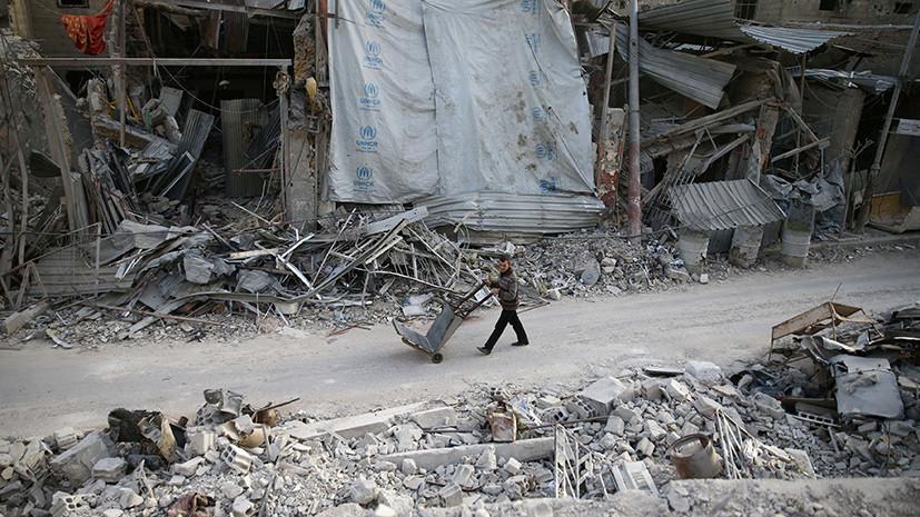 Минобороны: около 20 тысяч жителей вернулись в освобождённые населённые пункты в Сирии