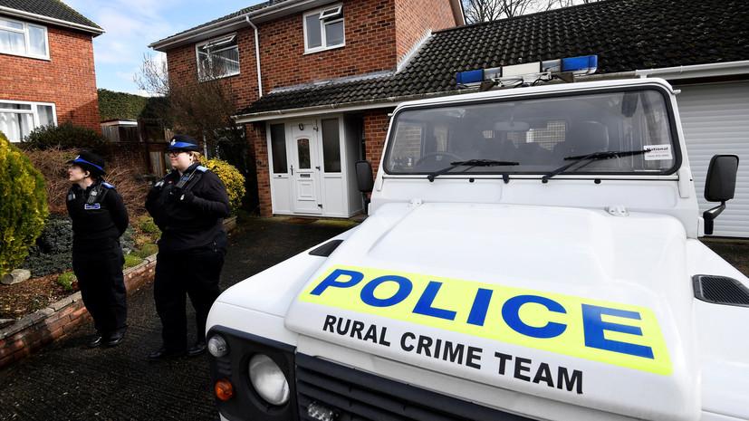 Пострадавшие от воздействия неизвестного вещества в Британии находятся в критическом состоянии