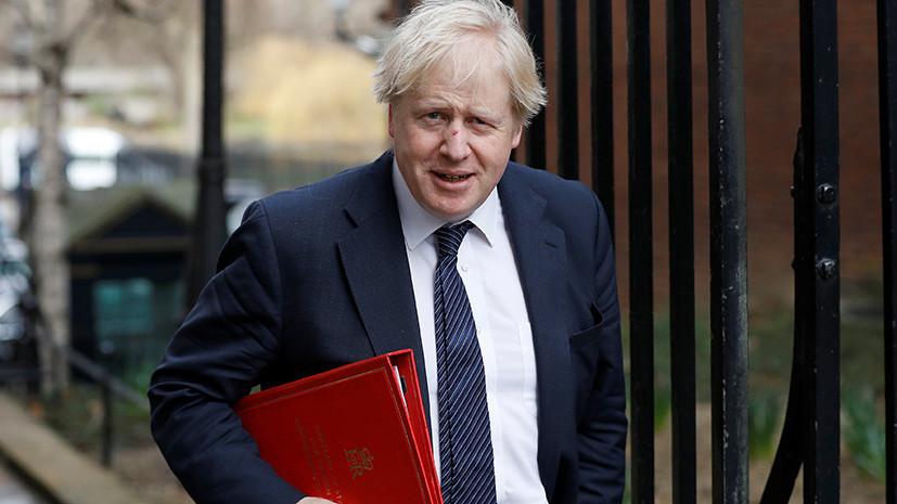 В посольстве России прокомментировали заявления Джонсона по инциденту в Солсбери