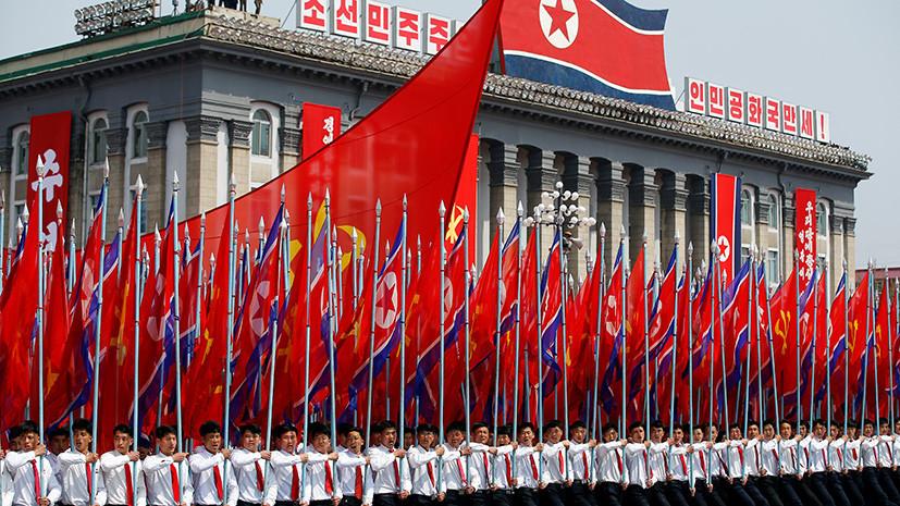 Пенс пообещал продолжить максимальное давление на КНДР