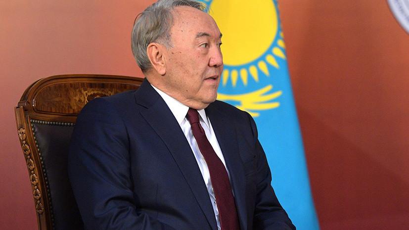 Президент Казахстана выразил соболезнования в связи с крушением самолёта Ан-26 в Сирии