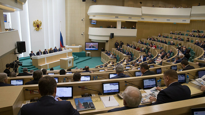 В Совфеде отреагировали на заявление Нацразведки США о том, что Россия справляется с санкциями