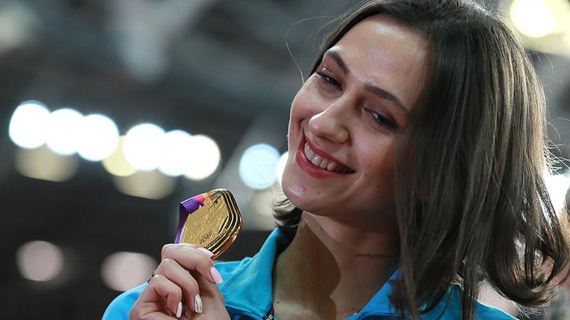 Ласицкене удивлена реакцией ВФЛА на заявление IAAF о возможном отстранении россиян от стартов
