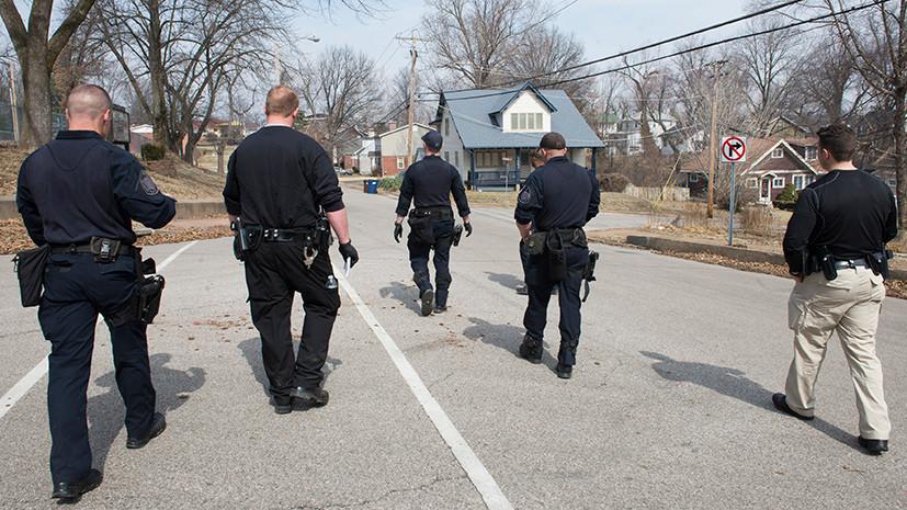 В результате стрельбы в США погиб полицейский