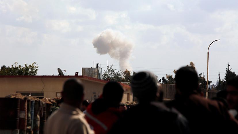 Центр по примирению: часть боевиков намерены покинуть Восточную Гуту через гумкоридор