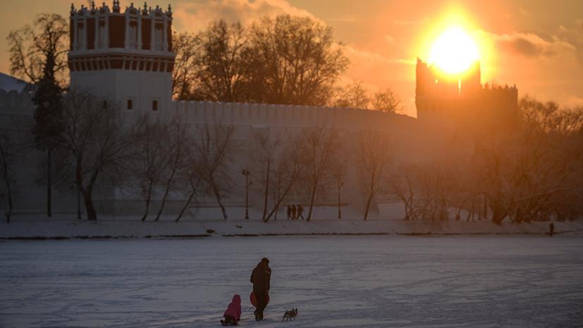 Синоптики рассказали о погоде 8 марта в Москве