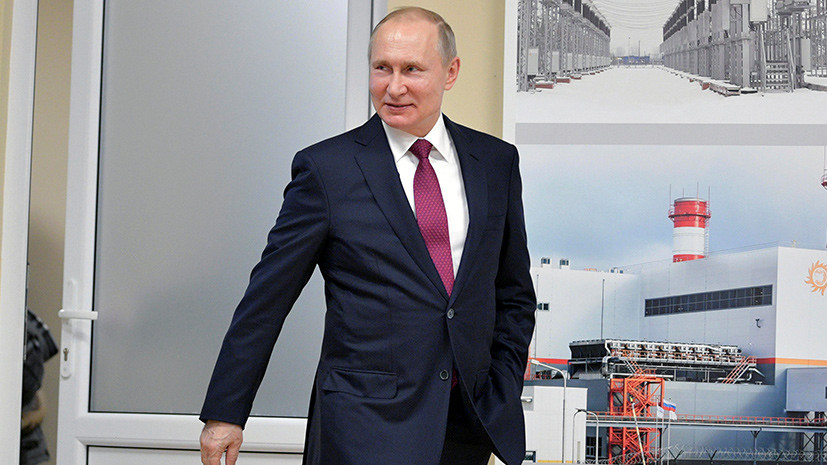 Путин рассказал, как США обманули Россию во время событий на Украине