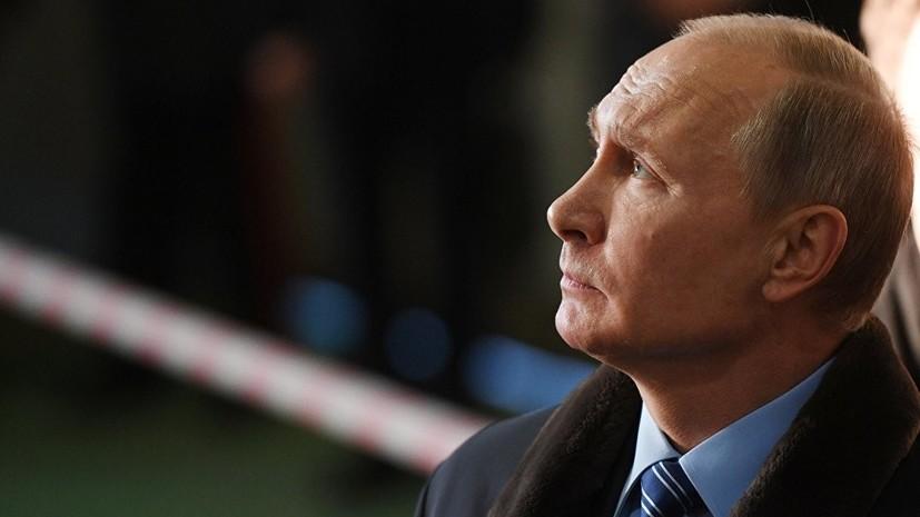 Путин заявил, что Россия может применить ядерное оружие только как ответный удар