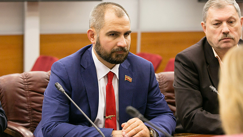Сурайкин предложил законодательно разрешить электронный сбор подписей
