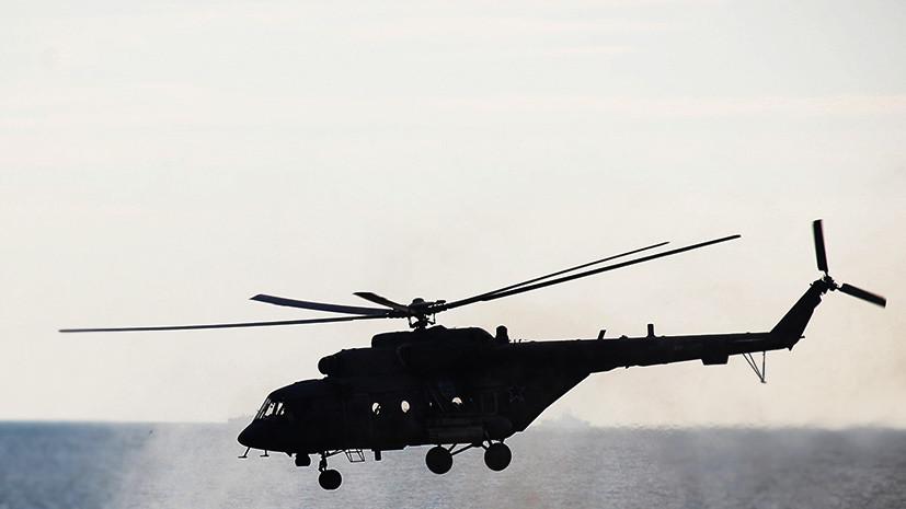 В Минздраве Чечни сообщили об эвакуации одного пострадавшего при крушении вертолёта