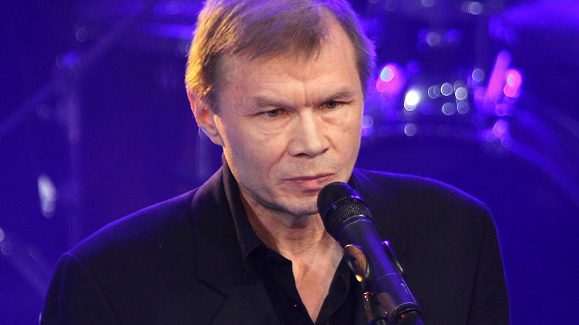 Актёр Баширов прокомментировал включение в чёрный список Минкультуры Украины