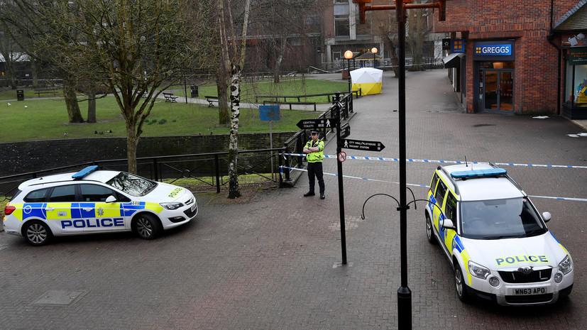 Глава МВД Британии заявила, что расследование инцидента со Скрипалём будет долгим