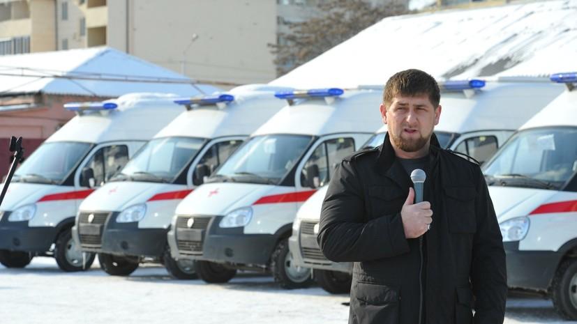 Кадыров прокомментировал крушение Ми-8 в Чечне
