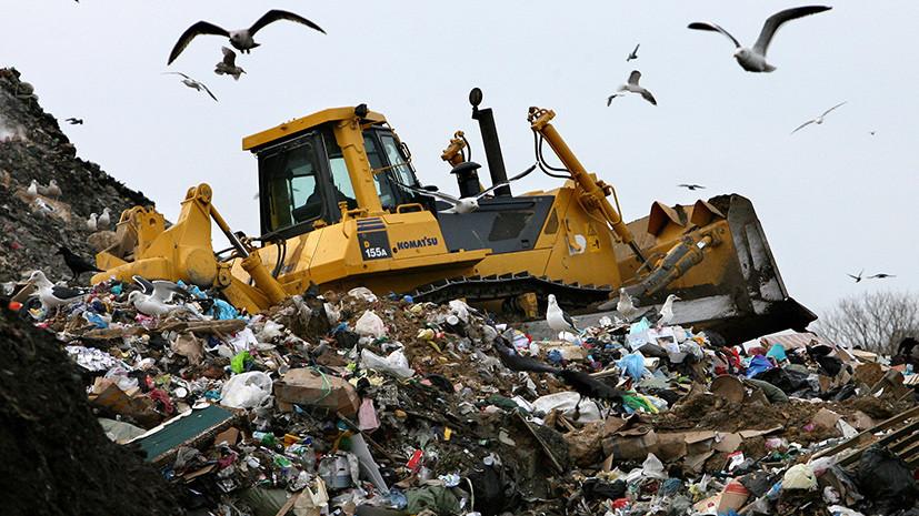 «Все астматики на ингаляторах»: в Волоколамском районе введён режим ЧС из-за мусорного полигона