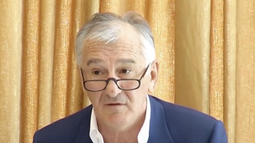 Экс-сенатору Дереву предъявлено обвинение в мошенничестве