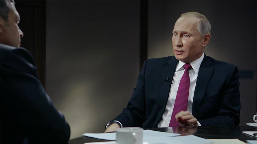 Соловьёв рассказал о работе над фильмом «Миропорядок 2018» с участием Путина