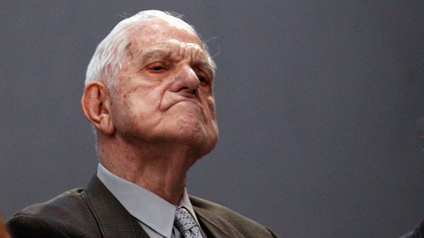 Последний диктатор Аргентины скончался на 91-м году жизни