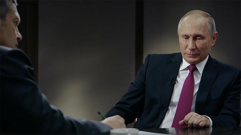 Телевизионная премьера фильма Соловьёва с участием Путина состоится после выборов